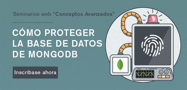Cómo proteger la base de datos de MongoDB